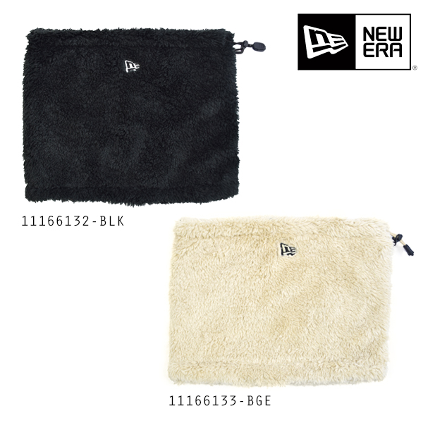 ネックウォーマー NEW ERA ニューエラ BOA FLEECE NECK WARMER CCF J21