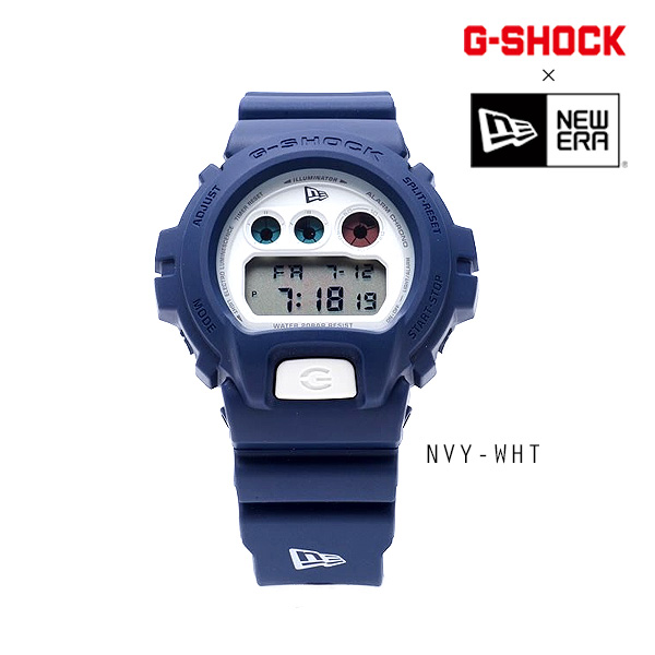 時計 G-SHOCK ジーショック DW6900 【NEW ERA × G-SHOCK】 DD A11