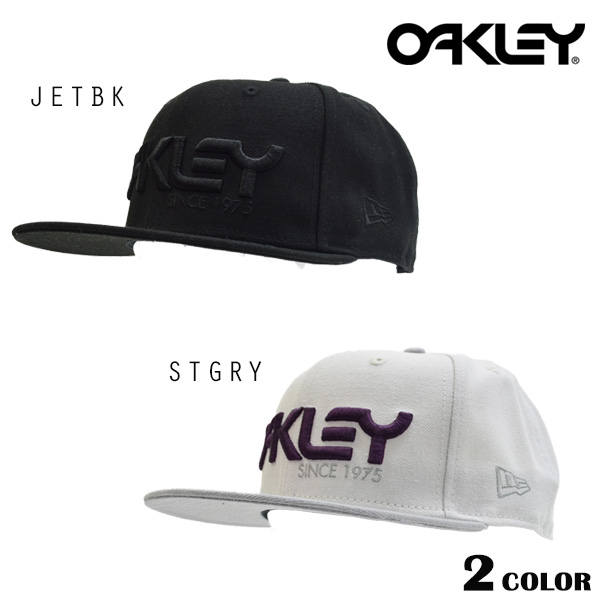 キャップ OAKLEY オークリー FLTV OAKLEY 75 SNAP-BACK 91960 DDS C9