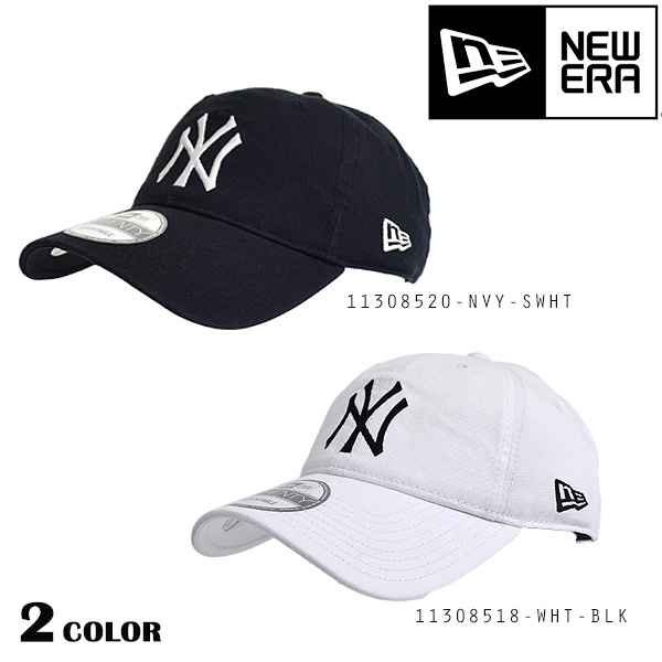 キャップ NEW ERA ニューエラ 9TWENTY Cloth Strap Washed Cotton NY DD D29